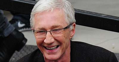 Paul O'Grady leaving ITV Studios