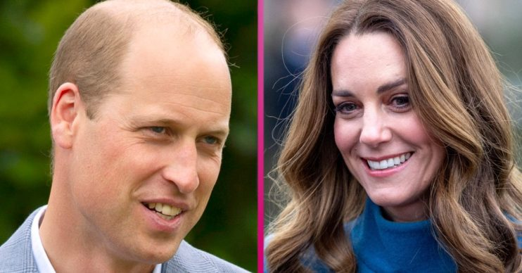 William and Kate are genuinely happy