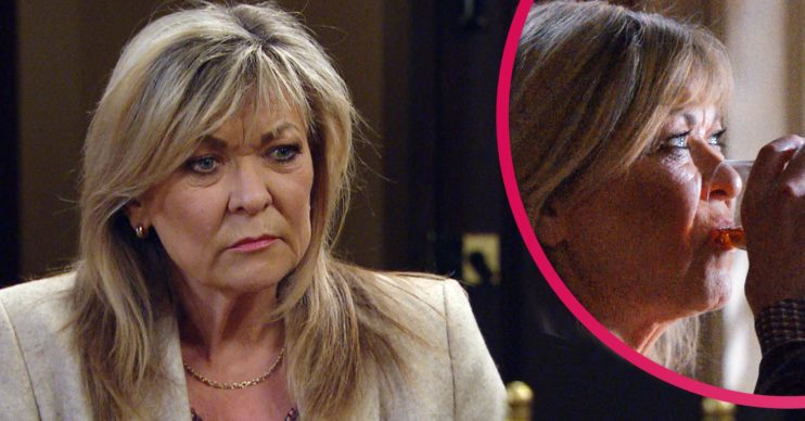 Emmerdale star Claire King hits out at covid denying co-stars