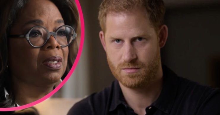Prince Harry and Oprah interview