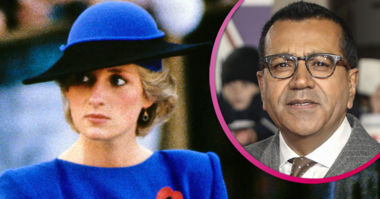 Princess Diana interview with Bashir investigated