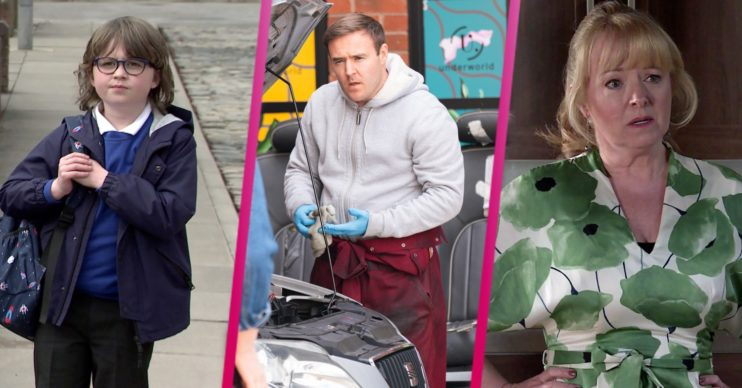 Coronation Street spoilers tonight: What's happening on Friday, May 21 2021