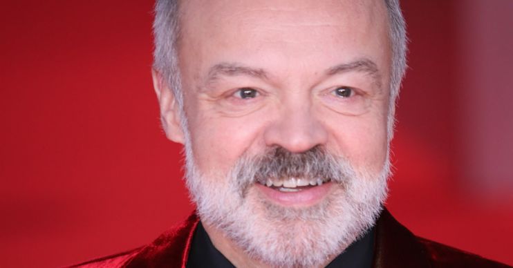Graham Norton book Holding book picked up by ITV