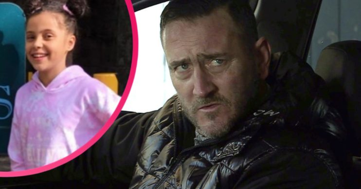 Hollyoaks cast: will Mellor and his niece