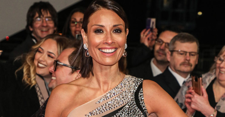 shop well for the plane Melanie Sykes