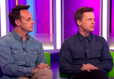 ant and dec forced to apologise on the one show