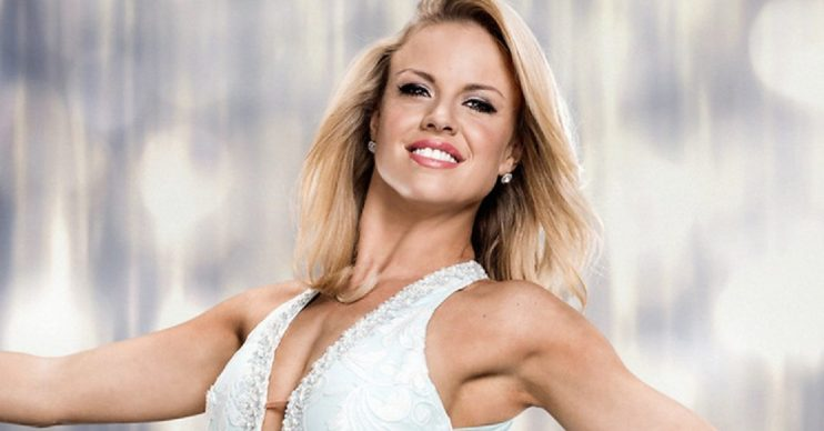 Joanne Clifton Strictly Come Dancing