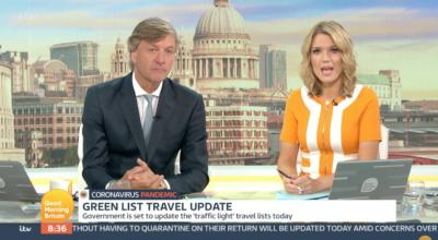 good morning britain presenters: Richard Madeley