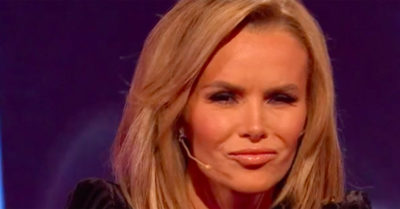 Amanda Holden judge on I Can See Your Voice