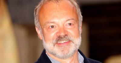 Graham Norton hosts Eurovision 2021