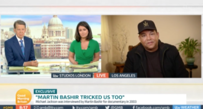 Martin Bashir interview was discussed on GMB with many viewers accusing the show of jumping on the bandwagon