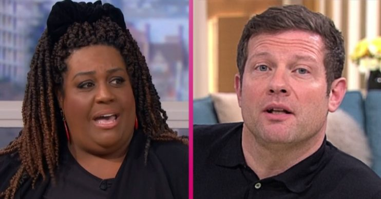This Morning Alison Hammond and Dermot O'Leary