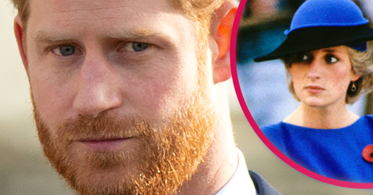 Prince Harry is 'making the same mistakes as his mother' an expert has claimed