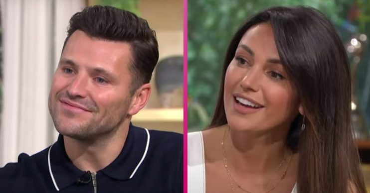Mark Wright shares adorable nickname for Michelle Keegan as they celebrate anniversary