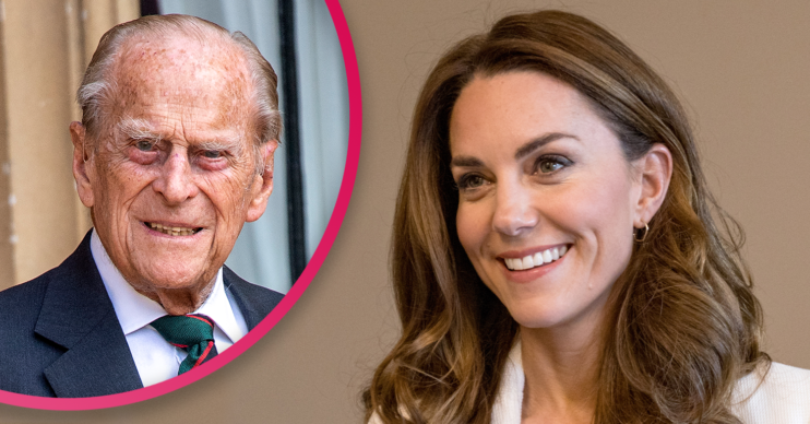 Kate Middleton news: Duchess take over Philip's peacekeeping role