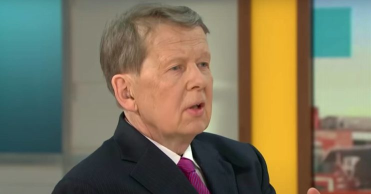 GMB: Bill Turnbull wins over viewers as they call for him to replace Piers Morgan