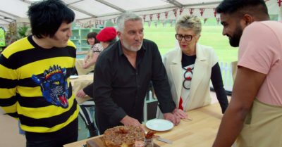 """Stills From The Reality TV Series """"The Great British Bake Off"""""""