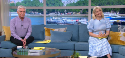 holly Willoughby outfit today: star channels Dorothy