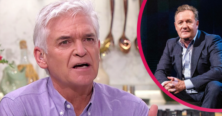 ITV This Morning host Phillip Schofield rules out Life Stories appearance