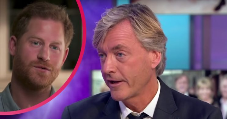 Prince Harry latest news: Richard Madeley reckons Duke of Sussex has 'lost the plot'