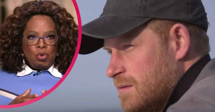 Apple TV: Prince Harry set for ANOTHER show with Oprah Winfrey about mental health