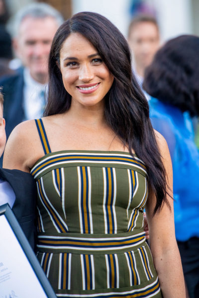 Meghan Markle beat out Kate Middleton in the Royal fashion influencer stakes