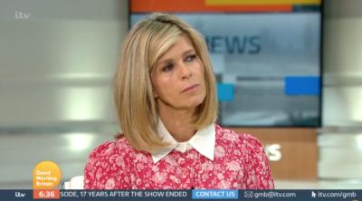 Kate garraway husband: reflective star gets upset on TV