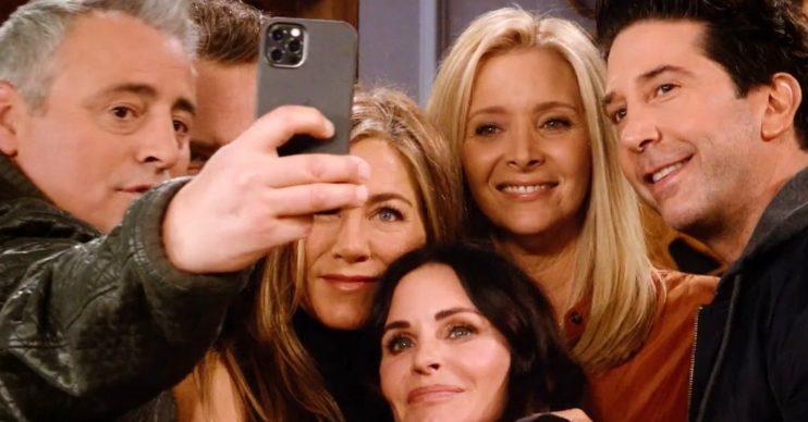 Friends Reunion special - revelations revealed