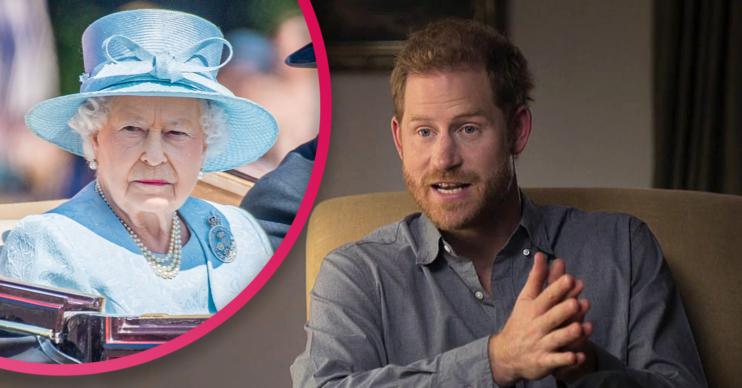 prince harry latest: Duke did blindside the Queen