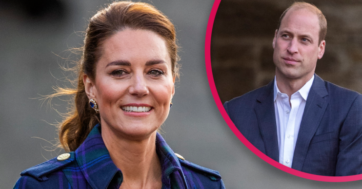 prince William and Kate: Couple joke about flirtatious OAP