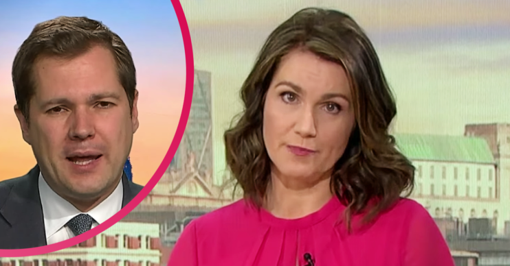 Susanna Reid on GMB was called a hypocrite after her interview with Robert Jenrick
