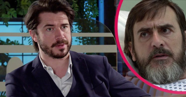 Coronation Street SPOILERS: Adam makes the decision not to donate his liver to Peter