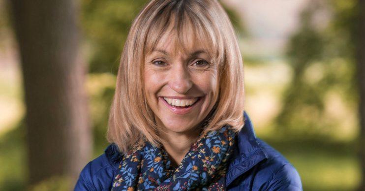 Springwatch presenter Michaela Strachan