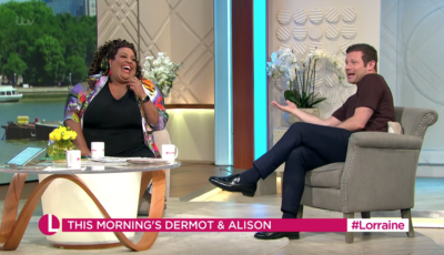 This Morning stars Alison Hammond and Dermot O'Leary says it took months for them to get used to each other