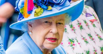 The Queen 2021