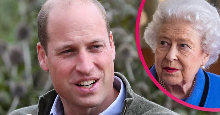 Prince William and The Queen latest news