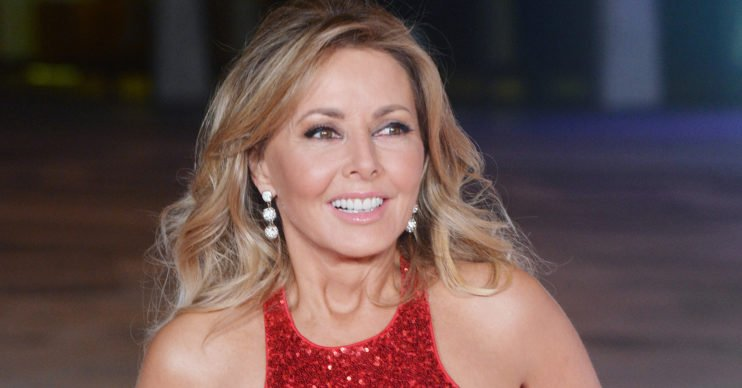 Carol Vorderman stuns Instagram fans with flawless pic