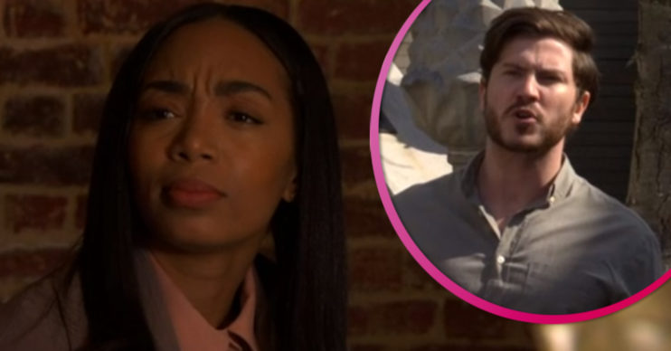 EastEnders Chelsea Fox to become Gray's next victim