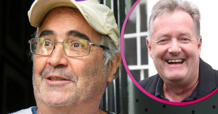 GMB: Danny Baker and Piers Morgan