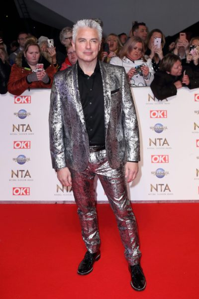 John Barrowman news: star not axed from dancing on ice