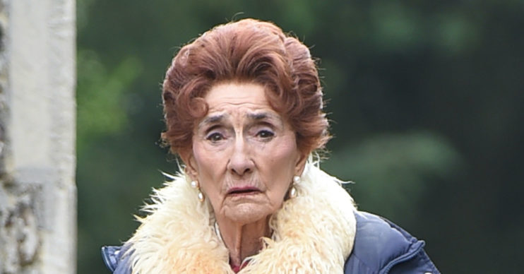 June brown: Eastenders actress