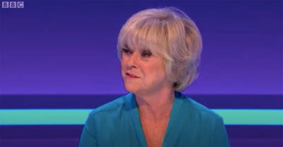 Sue Barker on A Question of Sport