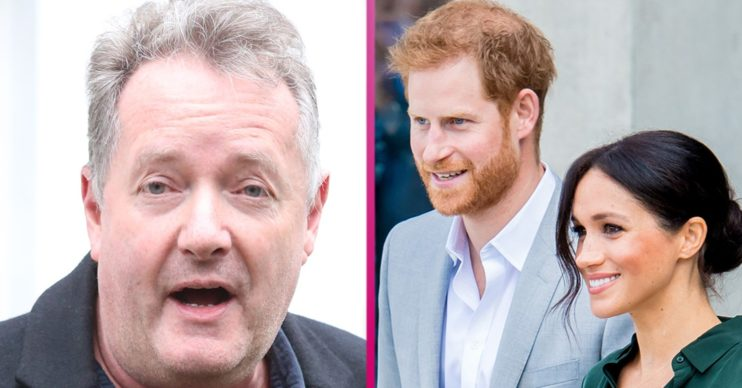 Piers Morgan on Meghan Markle latest