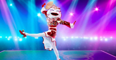 Knickerbocker Glory on The Masked Dancer