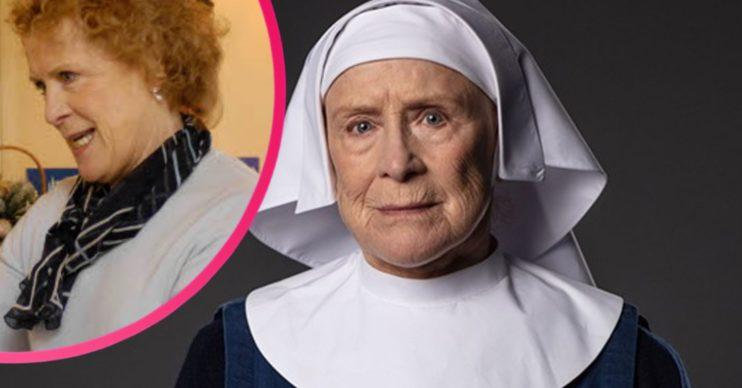 Judy Parfitt Call The Midwife