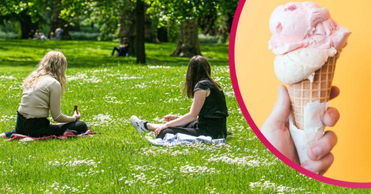 UK weather forecast heatwave