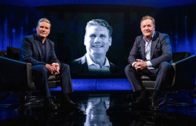 GMB host Piers Morgan on Life Stories