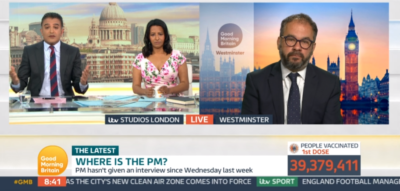 Adil Ray on GMB: presenter accused of 'being like' Piers Morgan