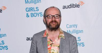 Writer Dennis Kelly