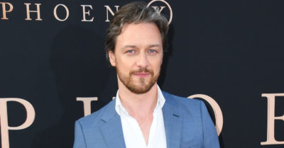 James McAvoy in Together on BBC Two